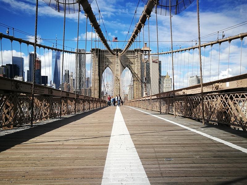 brooklynbridge20 New York-果真大蘋果之紐約真好玩 散步Brooklyn Bridge品味紐約天際線