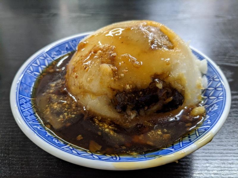shanxin7 彰化-杉行碗粿 單純米香 必吃彰化美食