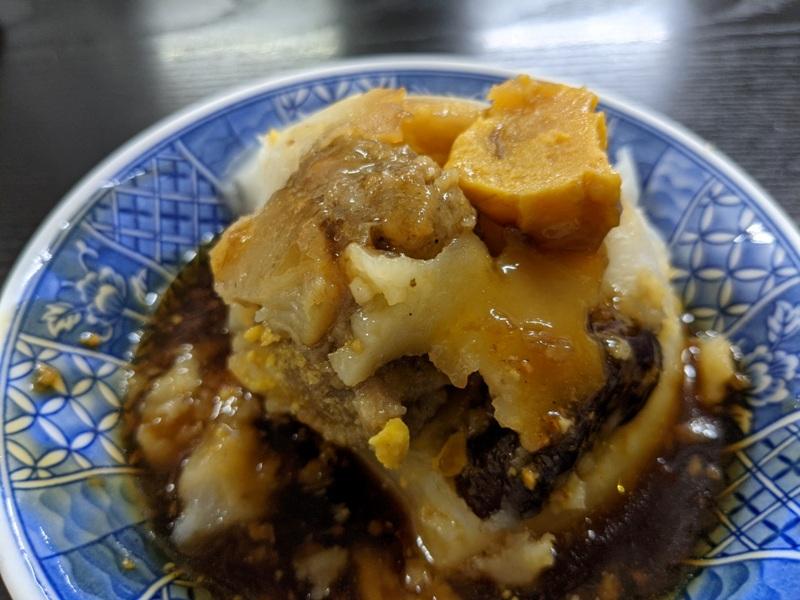 shanxin8 彰化-杉行碗粿 單純米香 必吃彰化美食