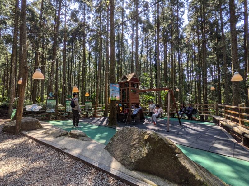 guanxi04 關西-馬武督探索森林(綠光森林) 風和日麗輕鬆走步道