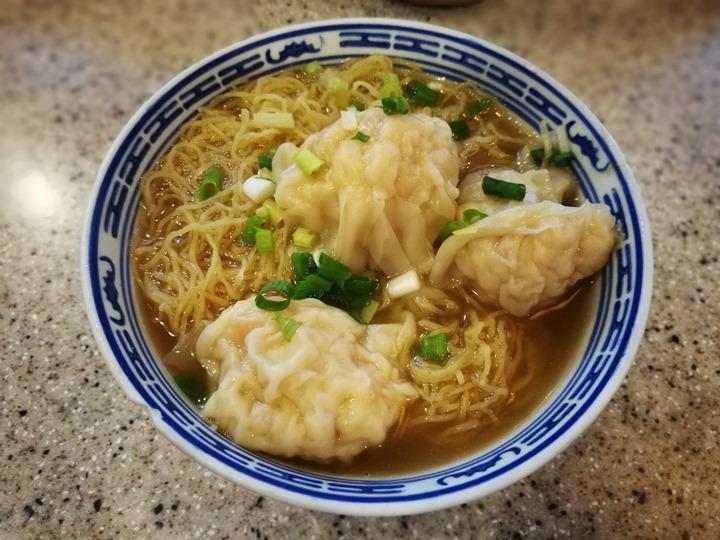 wanton04 HK-沾仔記雲吞麵 香港米其林推薦平價美食