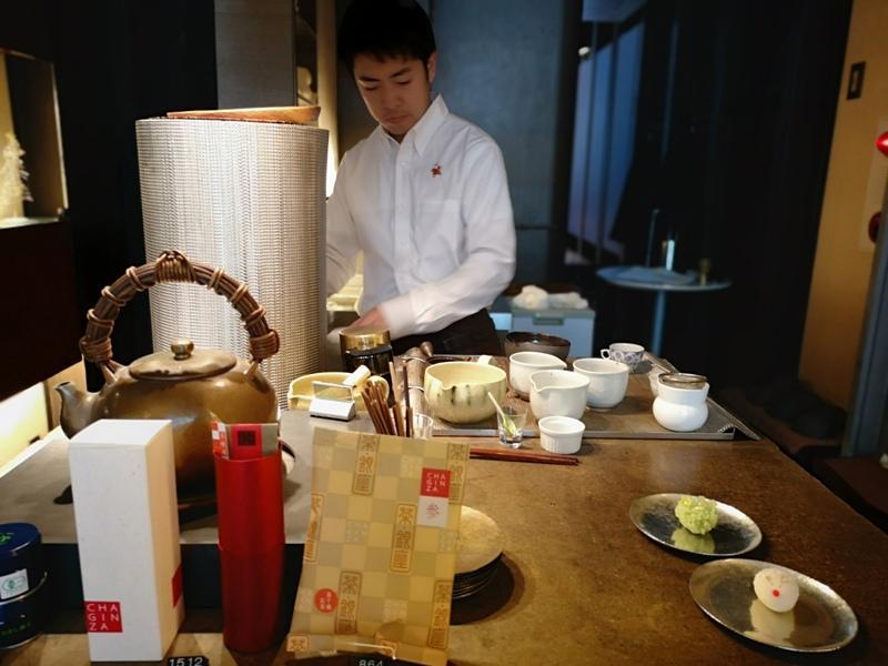 teaginza13 Ginza-茶銀座 時尚優雅來杯日本茶