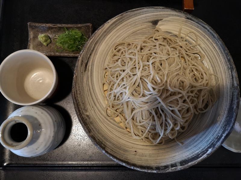 kiyomizuan06 Kyoto-よしむら清水庵 蕎麥麵香湯濃郁