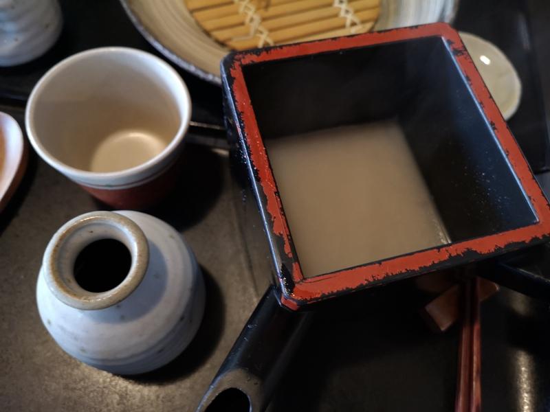 kiyomizuan10 Kyoto-よしむら清水庵 蕎麥麵香湯濃郁