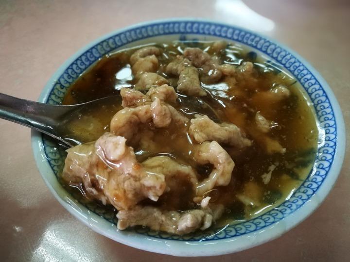 meatsoup4 羅東-林場肉焿 Q彈多汁的肉焿