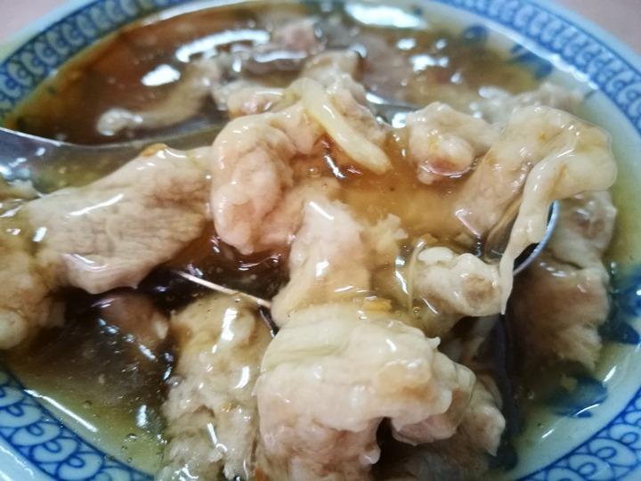 meatsoup5 羅東-林場肉焿 Q彈多汁的肉焿