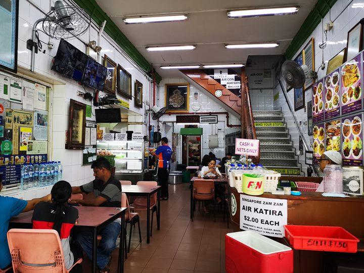 zamzam04 Singapore-ZamZam新加坡最好的回教餐廳