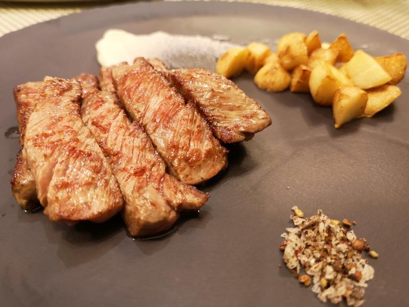 teppenyaki15 竹北-喜來登內的邀月亭鐵板燒 輕鬆舒適又好吃