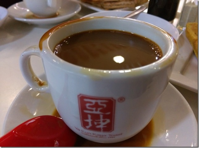 113_thumb Singapore-亞坤 傳統Kaya吐司咖啡奶茶 養生蛋半生熟啊!