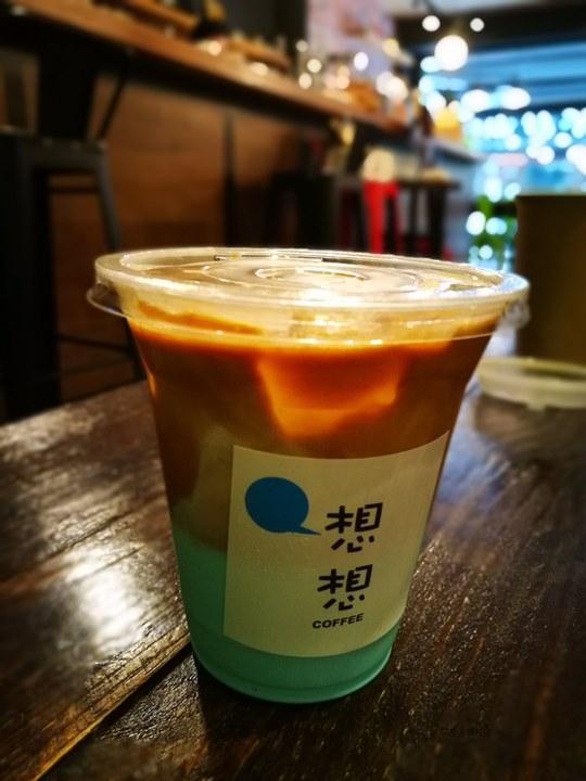 lottoo0105 中壢-想想Caffee*Lottoo 輕鬆舒適的小咖啡館