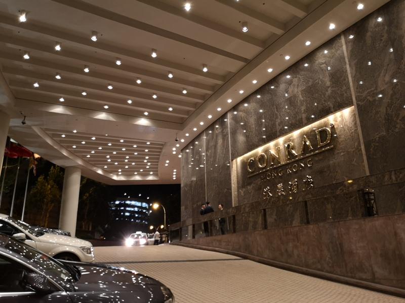 conradhk02 HK-香港Conrad 太古廣場五星級港麗酒店 可愛小熊小鴨作陪