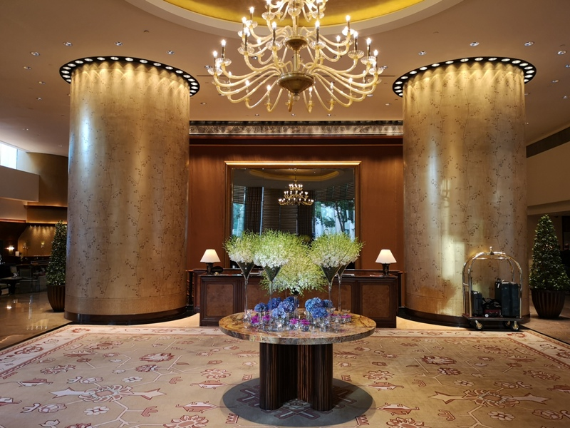 conradhk04 HK-香港Conrad 太古廣場五星級港麗酒店 可愛小熊小鴨作陪