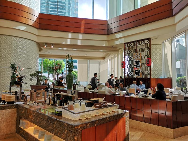 conradhk44 HK-香港Conrad 太古廣場五星級港麗酒店 可愛小熊小鴨作陪