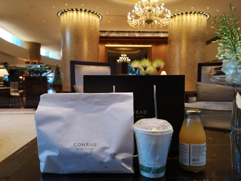 conradhk56 HK-香港Conrad 太古廣場五星級港麗酒店 可愛小熊小鴨作陪