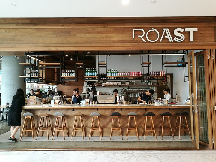roast01 Bangkok-Roast Coffee曼谷時尚咖啡廳 夯