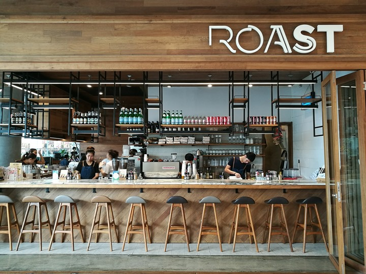 roast02 Bangkok-Roast Coffee曼谷時尚咖啡廳 夯