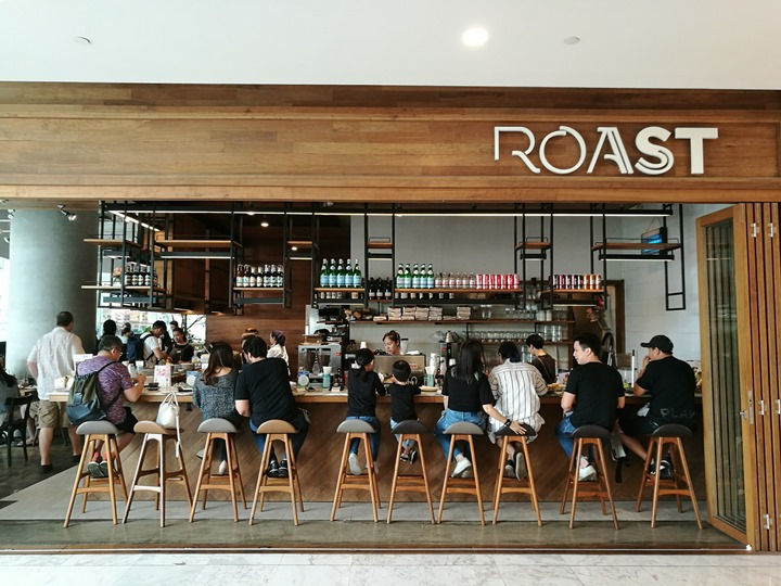 roast19 Bangkok-Roast Coffee曼谷時尚咖啡廳 夯