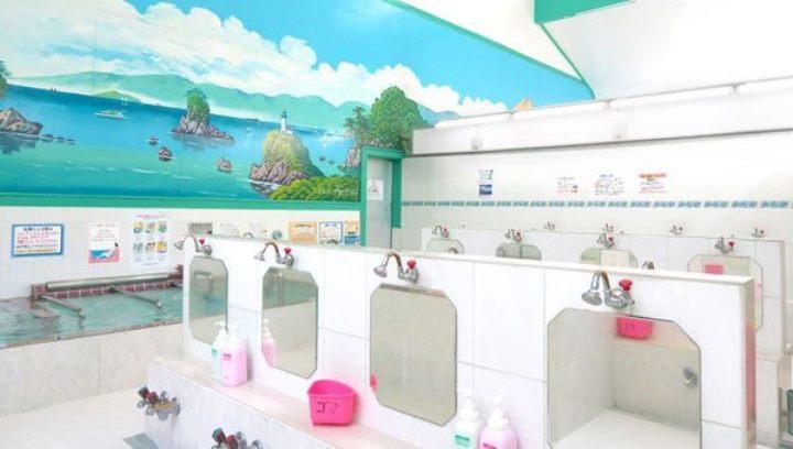 sento01 Ueno-上野壽湯 傳統錢湯體驗日本澡堂文化