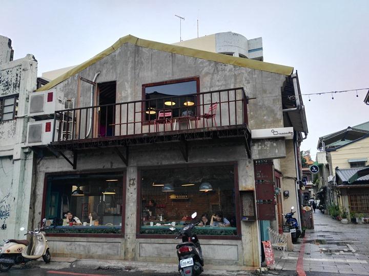 taikoooo01 台南-太古101咖啡 老宅咖啡廳 來一杯懷舊咖啡吧!