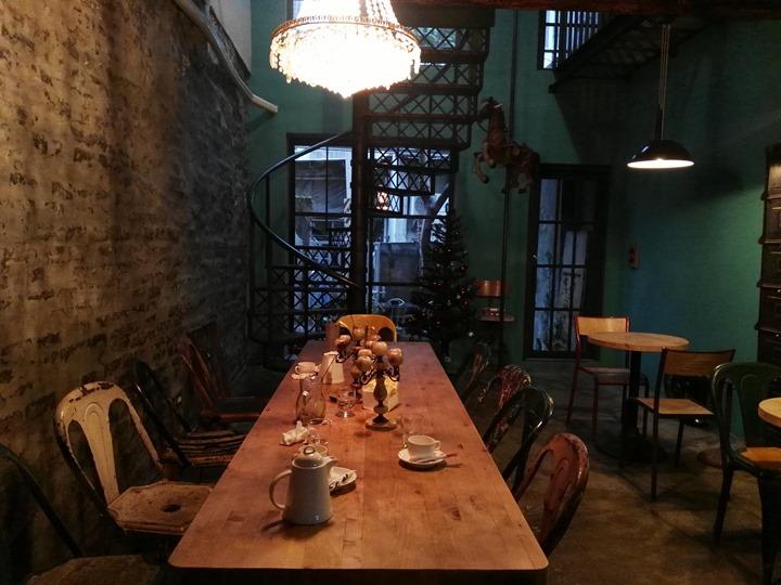taikoooo14 台南-太古101咖啡 老宅咖啡廳 來一杯懷舊咖啡吧!