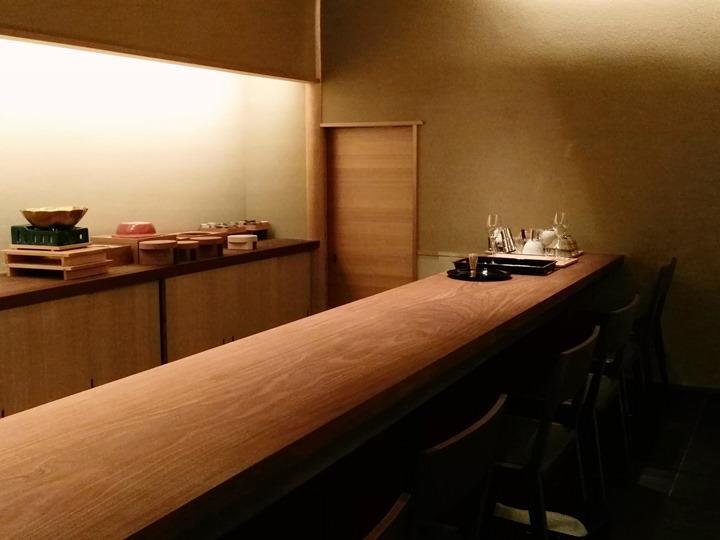 ginzanomae010116 Ginza-銀座Tokyu Plaza下鴨茶寮のまえ(的前面) 京都下鴨茶寮的簡化版 精緻好吃