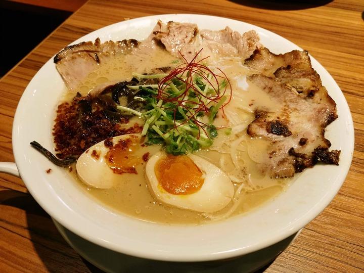 NISHIKI04 中壢-錦拉麵 桃園高鐵華泰名品城之人氣拉麵 總有一天吃到你