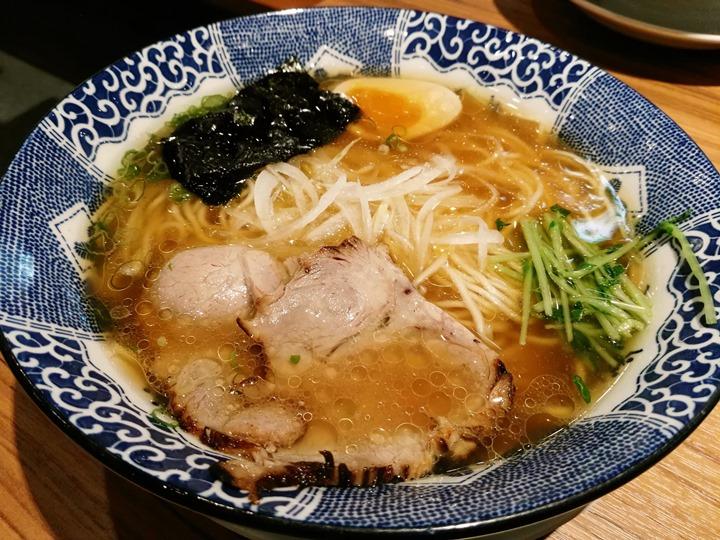 NISHIKI07 中壢-錦拉麵 桃園高鐵華泰名品城之人氣拉麵 總有一天吃到你