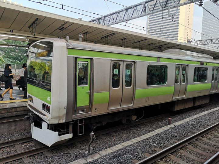 yamanote Tokyo-沿著環狀JR山手線旅行東京(更新至20190705)