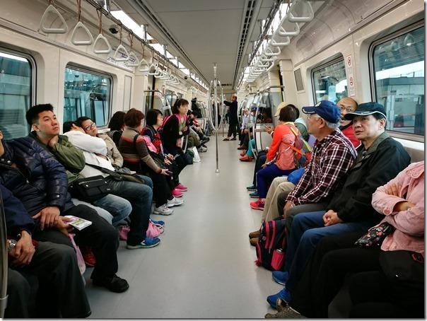 TYmetrotrialrun11_thumb 機場捷運試營運搭乘20170218