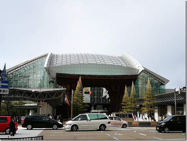 kanazawa-eki01_thumb Kanazawa-金澤車站 交通樞紐方便好逛好買