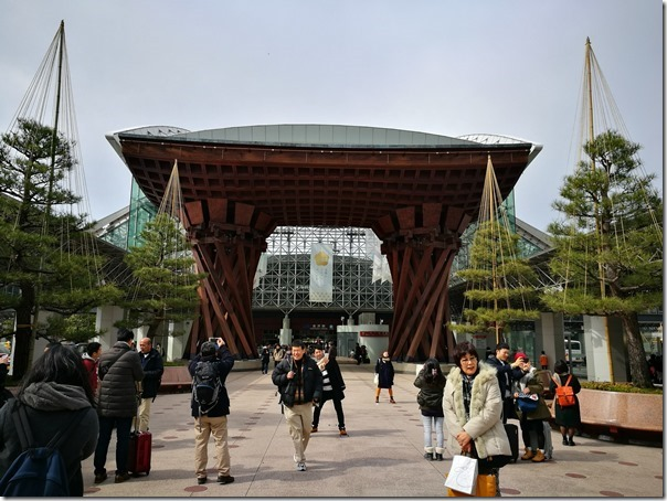 kanazawa-eki22_thumb Kanazawa-金澤車站 交通樞紐方便好逛好買