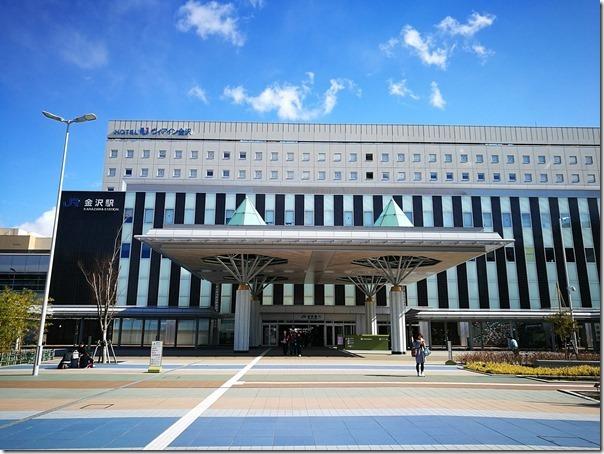 kanazawa-eki33_thumb Kanazawa-金澤車站 交通樞紐方便好逛好買