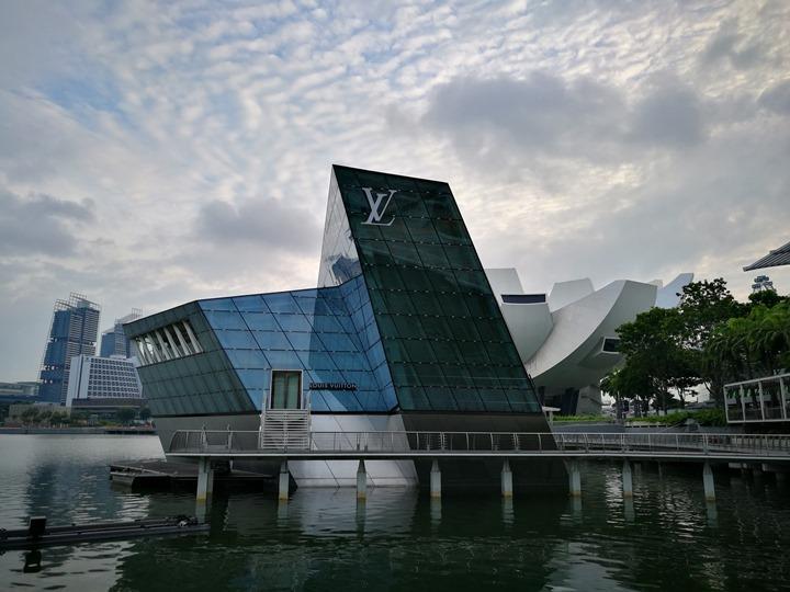 marinabay27 Singapore-Marina Bay晨景 感受新加坡最美的濱海灣
