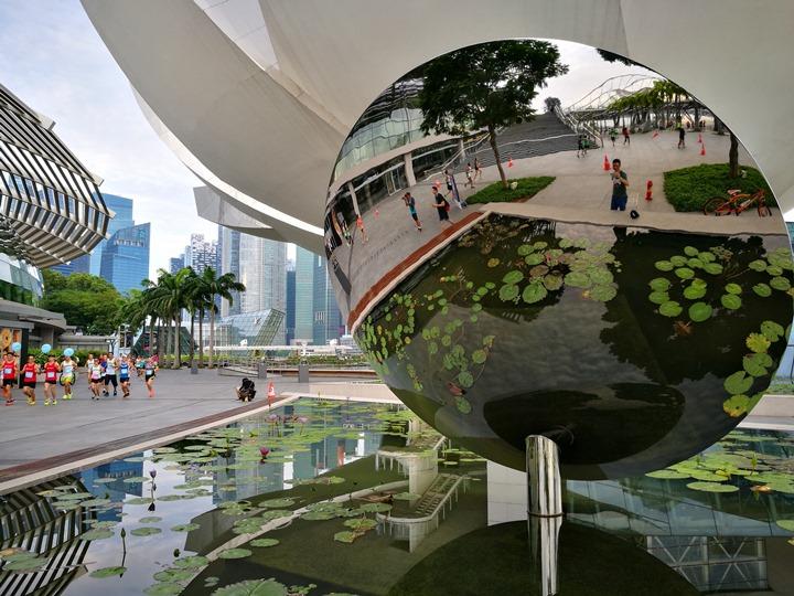 marinabay47 Singapore-Marina Bay晨景 感受新加坡最美的濱海灣
