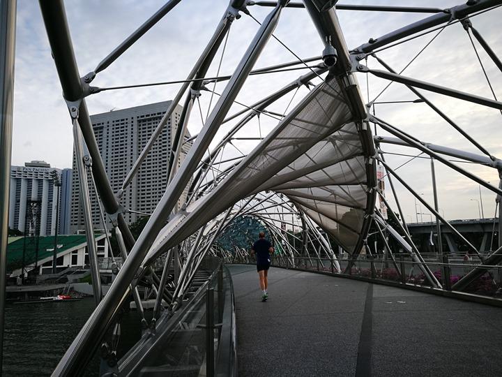 marinabay52 Singapore-Marina Bay晨景 感受新加坡最美的濱海灣