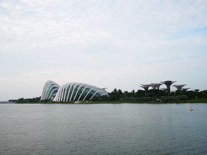 marinabay56 Singapore-Marina Bay晨景 感受新加坡最美的濱海灣