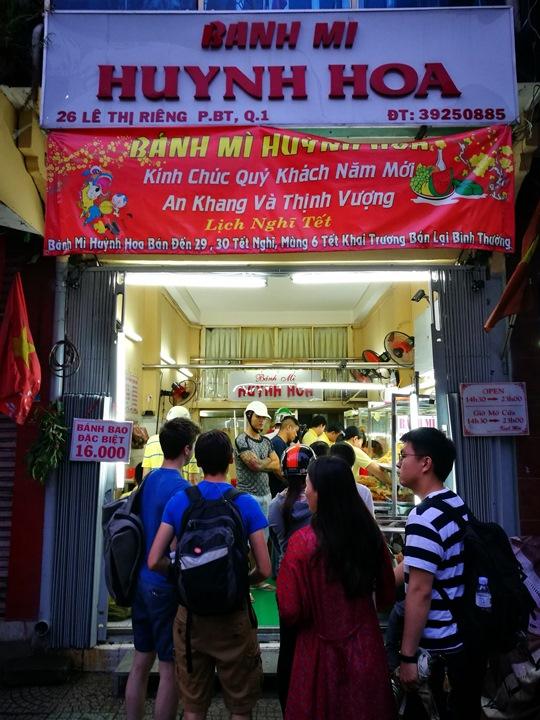 banh-mi10 HoChiMinh-Banh Mi Huynh Hoa迷人的滋味 讓人想念的越式三明治