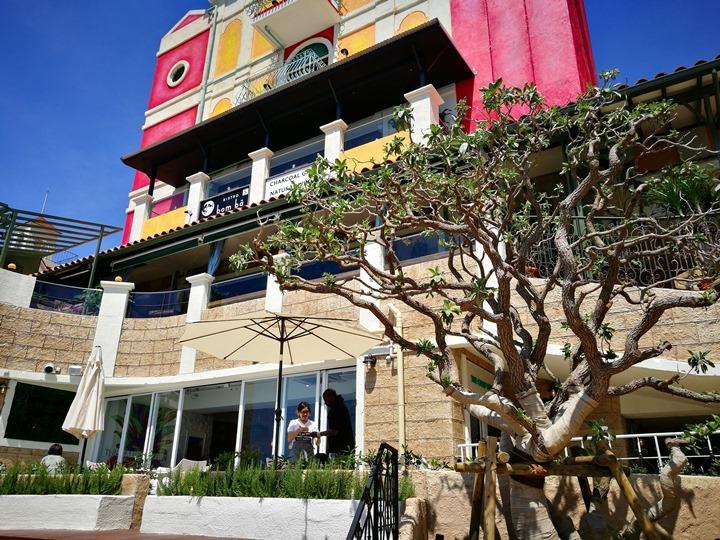 calif-kitchen05 Okinawa-美國村Calif Kitchen美不勝收的海天景色 盛夏的一抹清涼