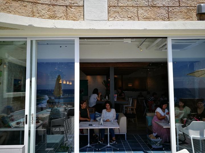 calif-kitchen06 Okinawa-美國村Calif Kitchen美不勝收的海天景色 盛夏的一抹清涼
