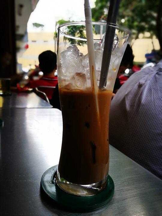 caphevy10 HoChiMinh-Cafe Vy胡志明人愛咖啡 坐小板凳也要喝