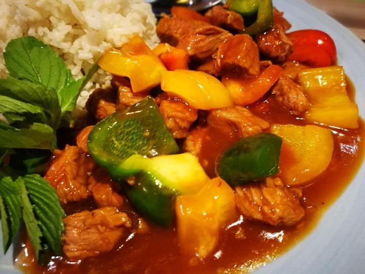 ganh10 HoChiMinh-Gánh胡志明正宗越南餐廳 燈光美氣氛佳食物普通而已 哈
