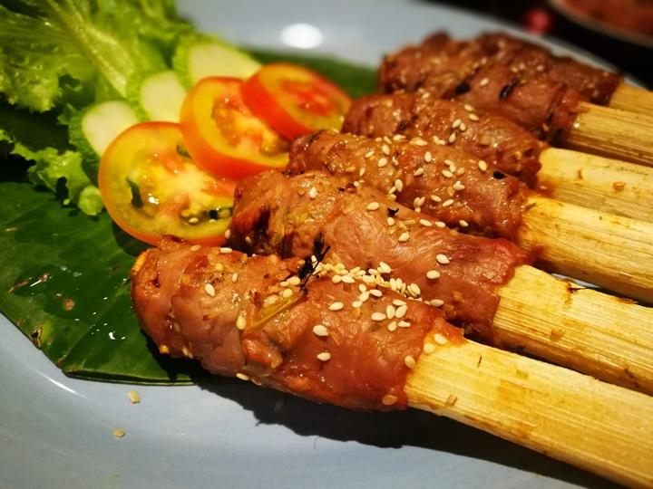 ganh13 HoChiMinh-Gánh胡志明正宗越南餐廳 燈光美氣氛佳食物普通而已 哈