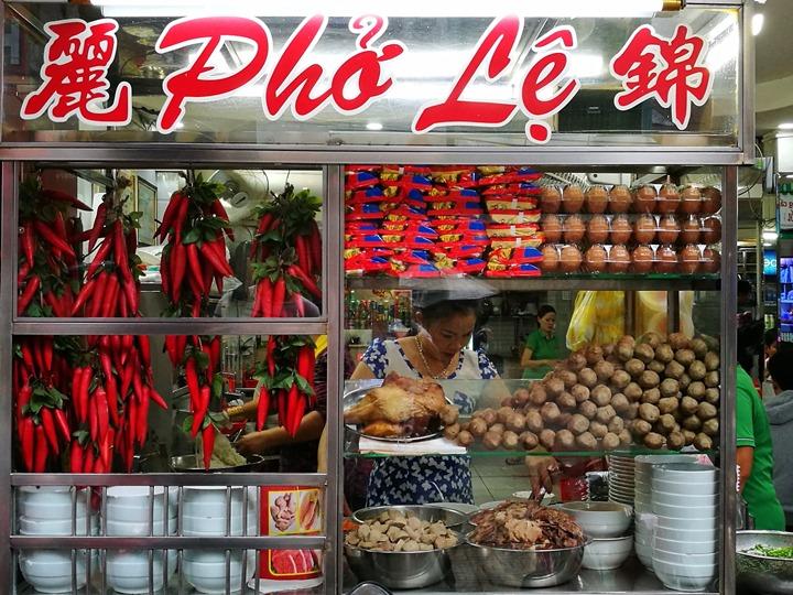 pho-le02 HoChiMinh-Pho Le最厲害越南河粉錦麗 胡志明必吃