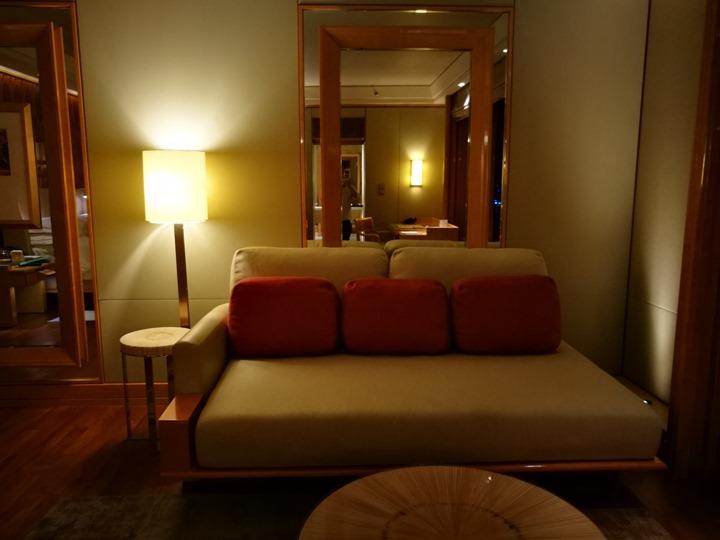 ritzcarltonsigapore001113 Singapore-Ritz Carlton心滿意足的五星級飯店 新加坡最常住的飯店之一
