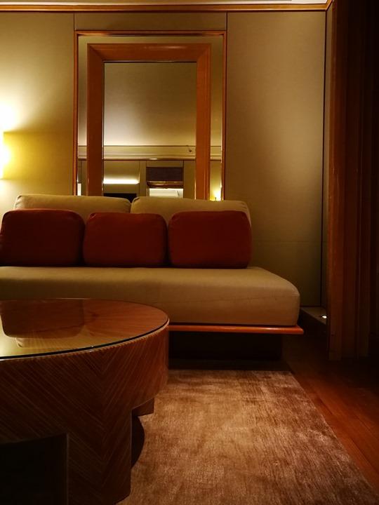 ritzcarltonsigapore001114 Singapore-Ritz Carlton心滿意足的五星級飯店 新加坡最常住的飯店之一