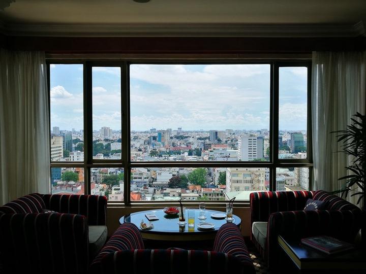 sofitel22 HoChiMinh-Sofitel Saigon Plaza舒適的空間 胡志明滿意的住宿環境