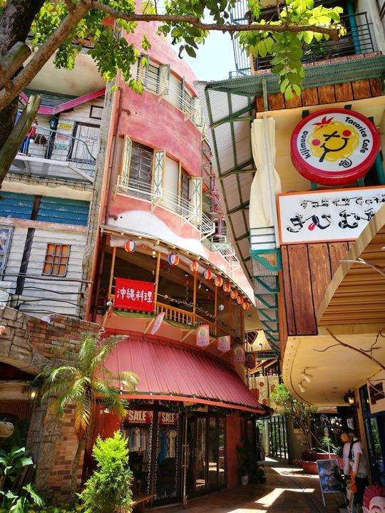tacorice02 Okinawa-きじむな Taco Rice琉球美國村 融合墨西哥與日本的創意料理 塔可飯