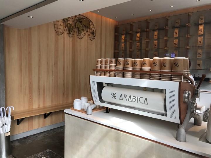 arabica101111 HK-%Arabica一家只賣咖啡的咖啡館(尖沙嘴天星小輪渡輪碼頭)