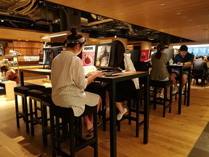 gsixtsutaya22 Ginza-銀座最新購物商場 GSIX櫃櫃都美 蔦屋書店 始終美麗的設計書店