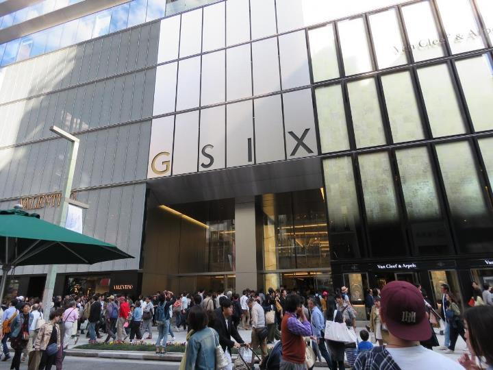 gsixtsutayabook11101 Ginza-銀座最新購物商場 GSIX櫃櫃都美 蔦屋書店 始終美麗的設計書店